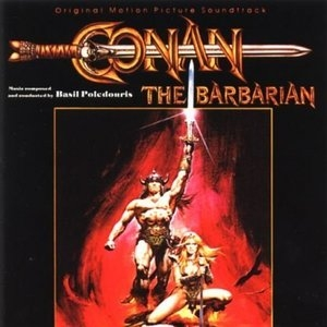 Conan The Barbarian: Original Motion Picture Soundtrack album cover
