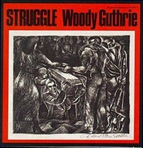 Struggle album cover