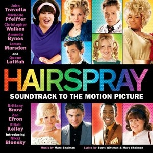Hairspray (Soundtrack To The Motion Picture) album cover