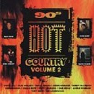 90's Hot Country Vol.2 album cover