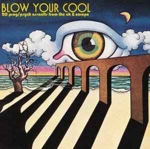 Blow Your Cool: 20 Prog-Psych Assaults From The UK & Europe album cover