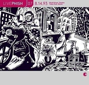 Live Phish Vol.7 album cover