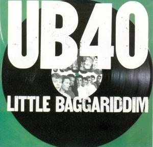 Little Baggariddim album cover