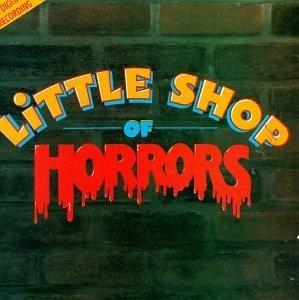 Little Shop Of Horrors (Original Recording) album cover