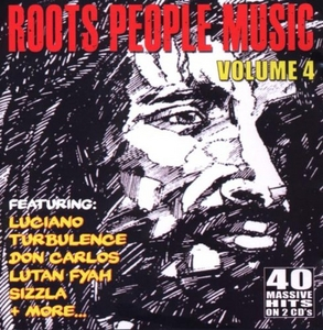 Roots People Music Vol.4 album cover