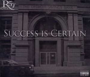 Success Is Certain album cover