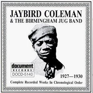 Jaybird Coleman (1927-1930) And The Birmingham Jug Band album cover