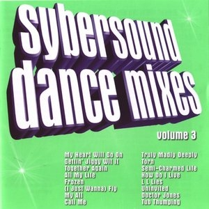Sybersound Dance Mixes, Vol. 3 album cover