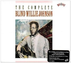 The Complete Blind Willie Johnson album cover