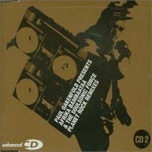 Paul Oakenfold Presents Planet Rock Remixes Pt.2 album cover