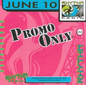 Promo Only: Rhythm Radio June '10 album cover