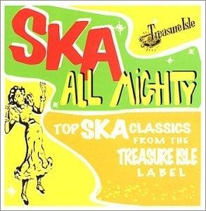 Ska All Mighty album cover