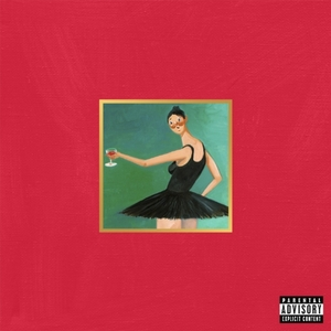 My Beautiful Dark Twisted Fantasy album cover