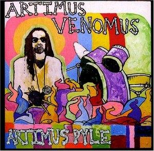 Artimus Venomus album cover