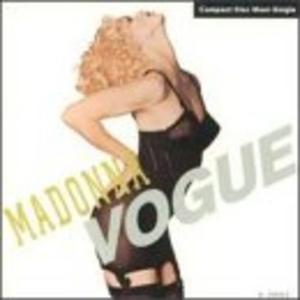 Vogue (Single) album cover