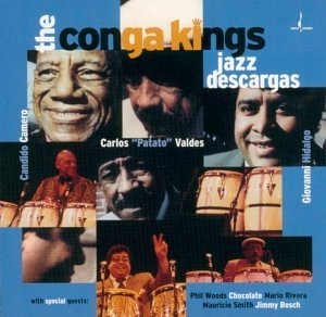 Jazz Descargas album cover