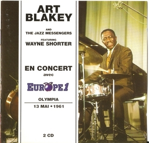 In Concert: Olympia May 13, 1961 album cover