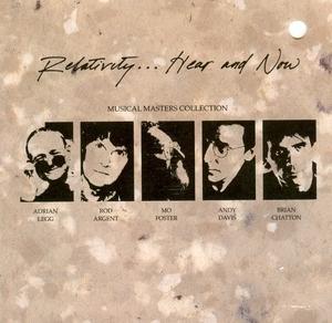 Relativity-Hear And Now album cover