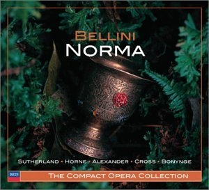 Bellini: Norma album cover