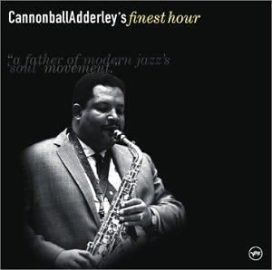 Cannonball Adderley's Finest Hour album cover