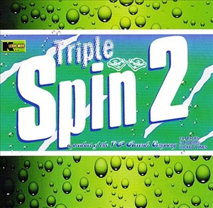Triple Spin, Vol. 2 album cover