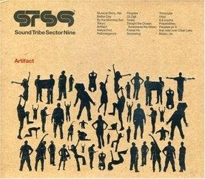 Artifact album cover