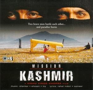 Mission Kashmir~ Heart & Soul album cover
