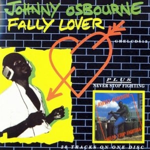 Fally Lover album cover