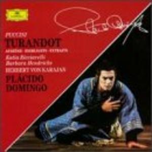Puccini: Turandot album cover