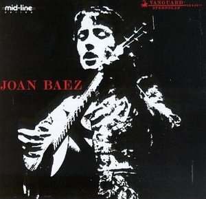 Joan Baez album cover