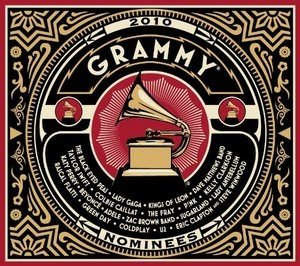2010 Grammy Nominees album cover