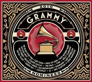 2010 Grammy Nominees album cover