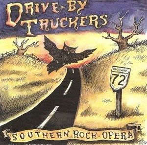 Southern Rock Opera album cover