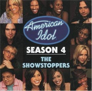 American Idol Season 4: The Showstoppers album cover