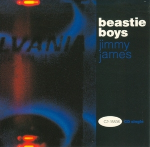 Jimmy James (Single) album cover
