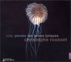 Lully: Persée album cover