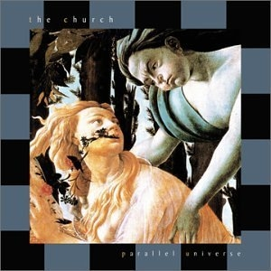 Parallel Universe album cover