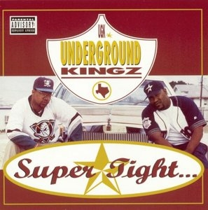 Super Tight... album cover