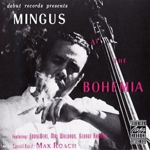 Mingus At The Bohemia album cover