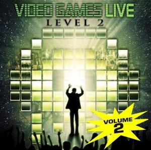 Video Games Live: Level 2 album cover