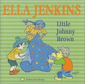 Little Johnny Brown album cover