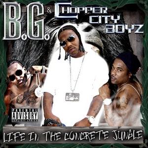 Life In The Concrete Jungle album cover