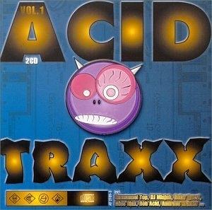 Acid Traxx Vol.1 album cover