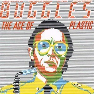 The Age Of Plastic album cover