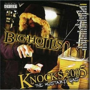 Knocks 2005: The Mustard Gas album cover