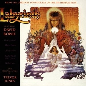 Labyrinth: Original Motion Picture Soundtrack album cover