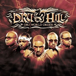 Dru World Order album cover