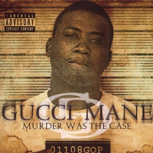 Murder Was The Case album cover