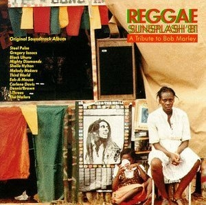 Reggae Sunsplash '81: A Tribute To Bob Marley album cover