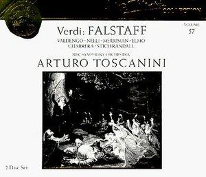 Verdi-Falstaff album cover